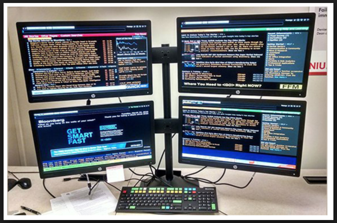 The Bloomberg Terminal is the most powerful and flexible platform for financial professionals who need real-time data, news and analytics to make smarter, faster, more informed decisions.